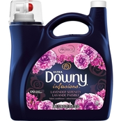 Downy Infusions Fabric Softener Lavender Serenity 115 oz.