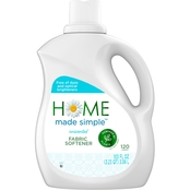 Home Made Simple Liquid Fabric Softener Unscented, 103 oz.