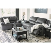 Signature Design by Ashley Clonmel Reclining Sofa and Loveseat Set