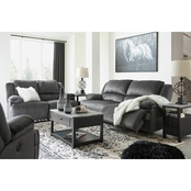 Clonmel Reclining Sofa, Loveseat & Recliner Chocolate