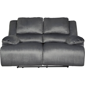 Signature Design by Ashley Clonmel Reclining Loveseat