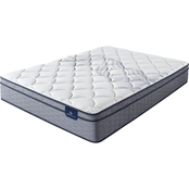 Serta Perfect Sleeper Hickerson Eurotop Plush Mattress