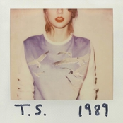 Taylor Swift- 1989 (2LP) Vinyl