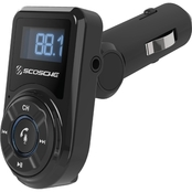Scosche BTFREQ Handsfree Car Kit with FM Transmitter