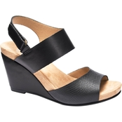 CL by Laundry Toya Wedge Sandals