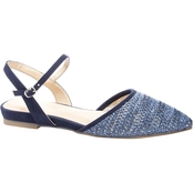 CL By Laundry Hippie Pointed Toe Flats
