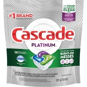 Cascade Platinum Action Pac Fresh 14 ct.