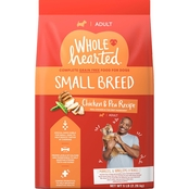Petco WholeHearted Grain Free Small Breed Chicken and Pea Recipe Dog Food