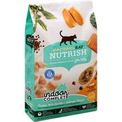 Rachael Ray Nutrish Indoor Complete Chicken with Salmon & Lentils Dry Cat Food3LB