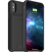 JuicePack Access Battery Case for Apple iPhone X & XS - Black