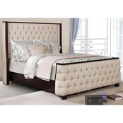Furniture of America Camille Bed