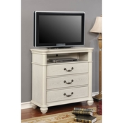 Furniture of America Fantasia Media Chest