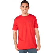 Columbia Afton Always Outside Circle Graphic Tee
