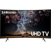 Samsung 55 in. Curved 4K UHD Smart TV UN55RU7300FXZA