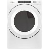 Whirlpool 7.4 CF Front Load Gas Dryer