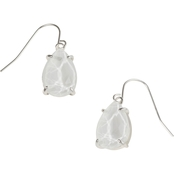 Spartina 449 Mermaid Glass Teardrop Earrings