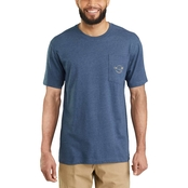 Carhartt Maddock Strong Graphic Tee