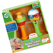 VTech LeapFrog Learn and Groove Shakin' Colors Maracas Toy
