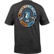 Salt Life Get Bent Ale Pocket Tee