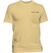 Salt Life Hammock View Pocket Tee