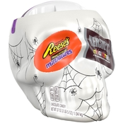 Hershey's Mini's Assorted in Skull Bowl 115 pc.