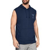 Under Armour Project Rock Terry Hoodie