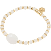Spartina 449 Goldtone Stretch Bracelet