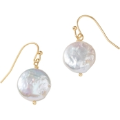 Spartina 449 Freshwater Pearl Drop Earrings