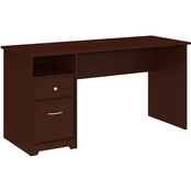 Bush Cabot 60 in. Computer Desk with Drawers