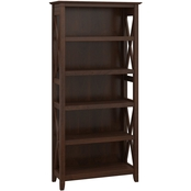 Bush Key West 5 Shelf Bookcase