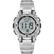 Armitron Women's Sport Digital Chronograph Resin Strap Watch 45/7099NVY