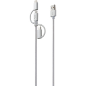 Targus iStore Aluminum Sync and Charge Multi Cable