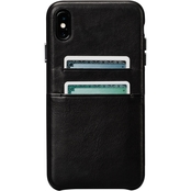 Targus Sena Deen Leather Snap On Wallet for Apple iPhone XS Max
