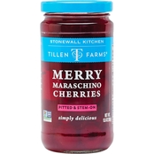 Stonewall Kitchen Merry Maraschino Cherries