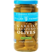 Stonewall Kitchen Garlic Jalapeno Olives