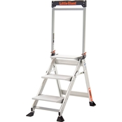 Little Giant Ladder  Jumbo Step M3