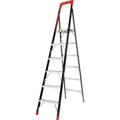 Little Giant AirWing Fiberglass Ladder 8'
