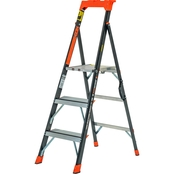 Little Giant AirWing Fiberglass Ladder 5'