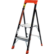 Little Giant AirWing Fiberglass Ladder 4'