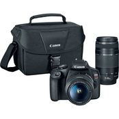 Canon EOS Rebel T7 EF 18-55mm & EF 75-300mm Kit