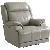 Bassett Carson Wallsaver Recliner with Power