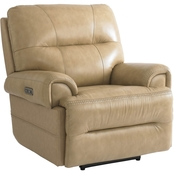Bassett Woodson Wallsaver Recliner with Power