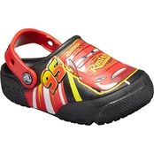 Crocs Toddler Boys Lightning McQueen Light Clogs