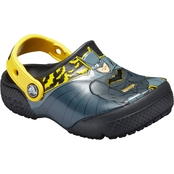 Crocs Boys PS Iconic Batman Clogs