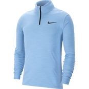 Nike Long Sleeve Superset Quarter Zip Top