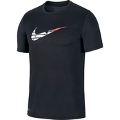 Nike Legend Swoosh Fill Tee