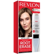Revlon Permanent Root Erase Dark Brown Hair Color