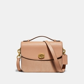 COACH Cassie Crossbody In Mixed Leather