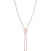 Calvin Klein Side Adjustable Necklace