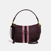 COACH Naw Jaquard Sutton Crossbody